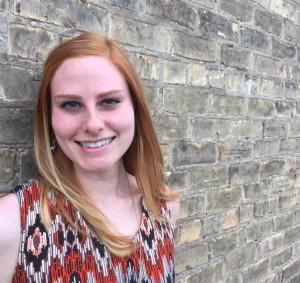 Ashley Grossman, Minnesota Munch blogger