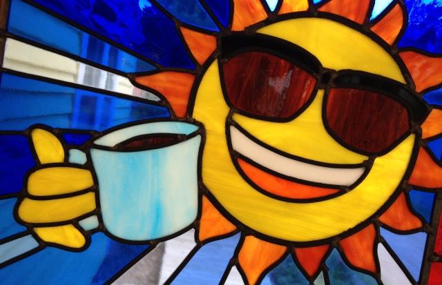 close sun