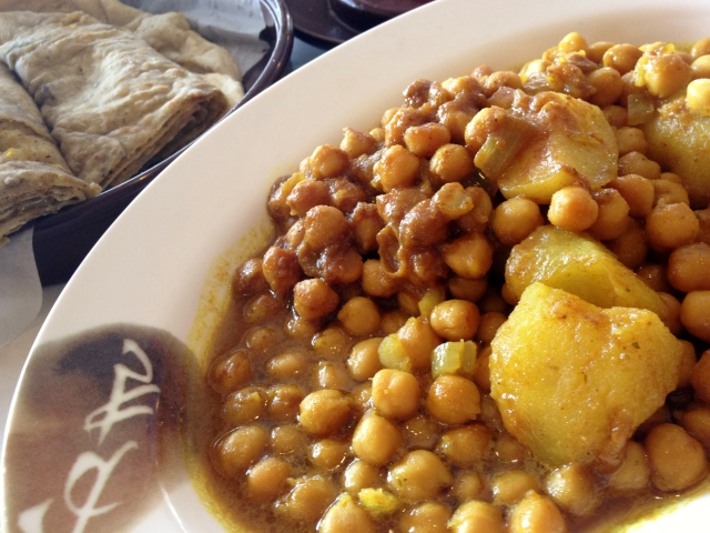 edited chick peas