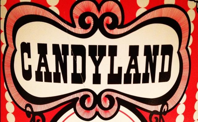 Candyland popcorn