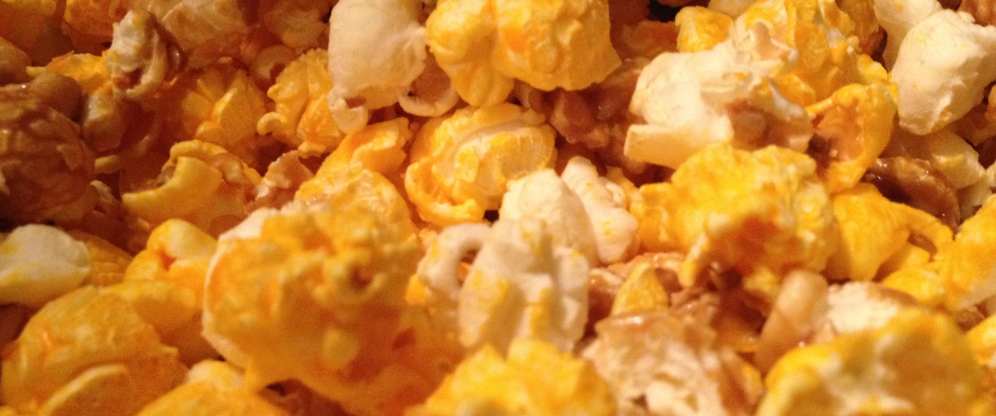 Chicago mix popcorn