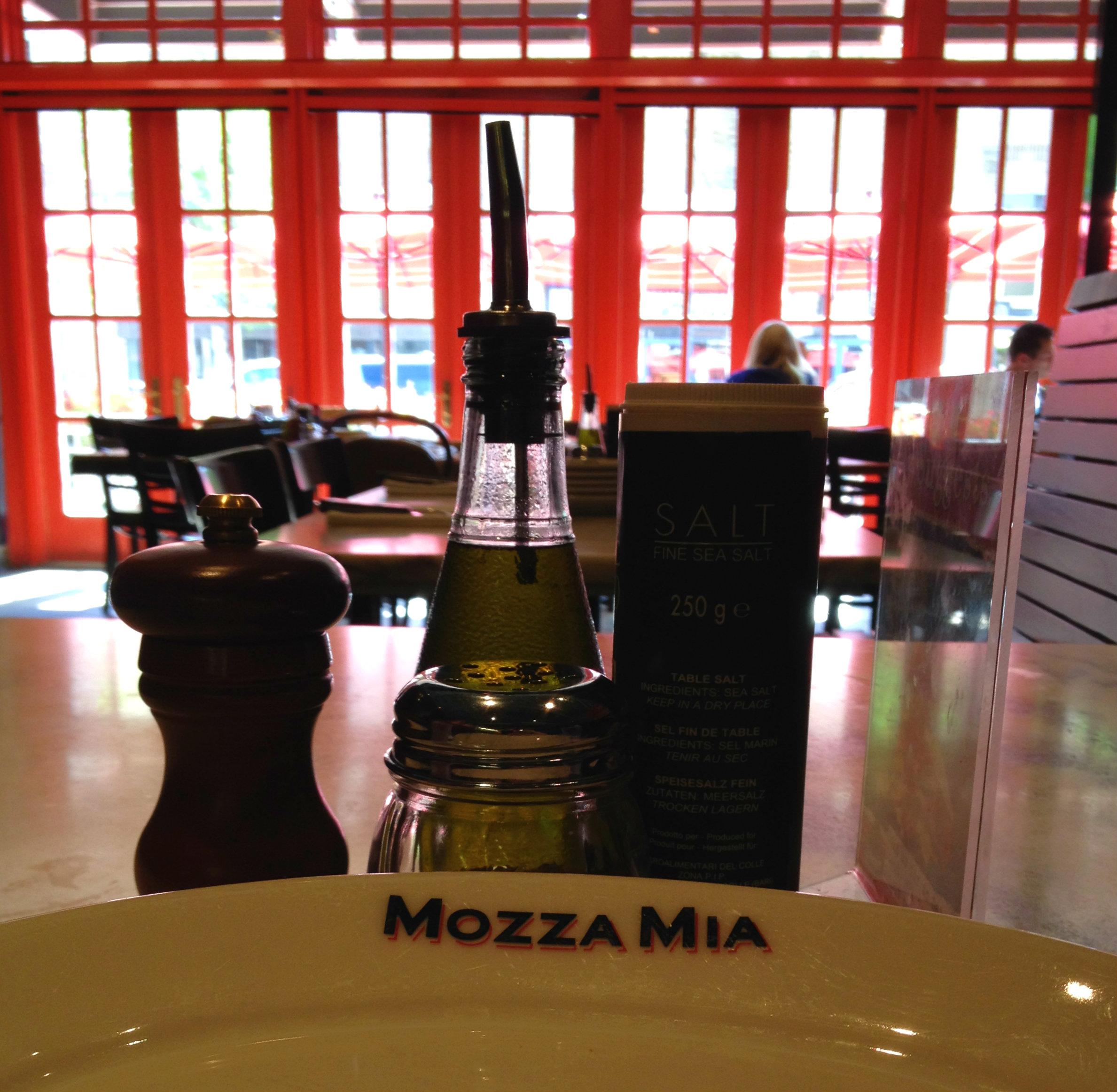 Mozza Mia in Edina Minnesota