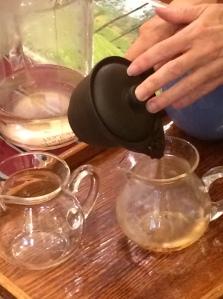Tea Brewing Process