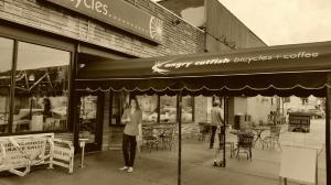 Angry Catfish Cofee and Bicycle Bar